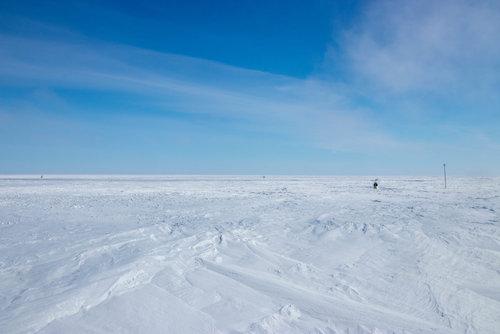 Ice911 Research fieldwork in Utqiaġvik (Barlow,) Alaska