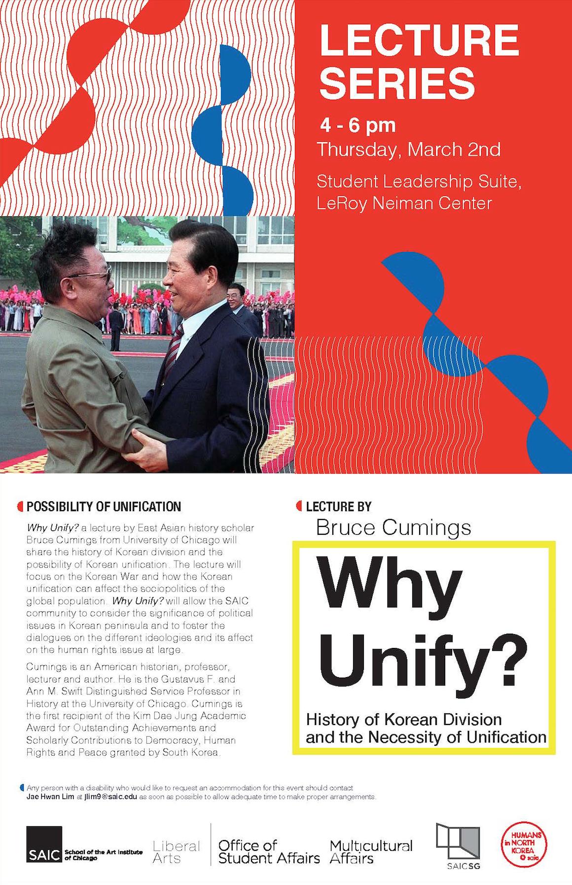 Poster Design by Rachel Yelinn Chung.