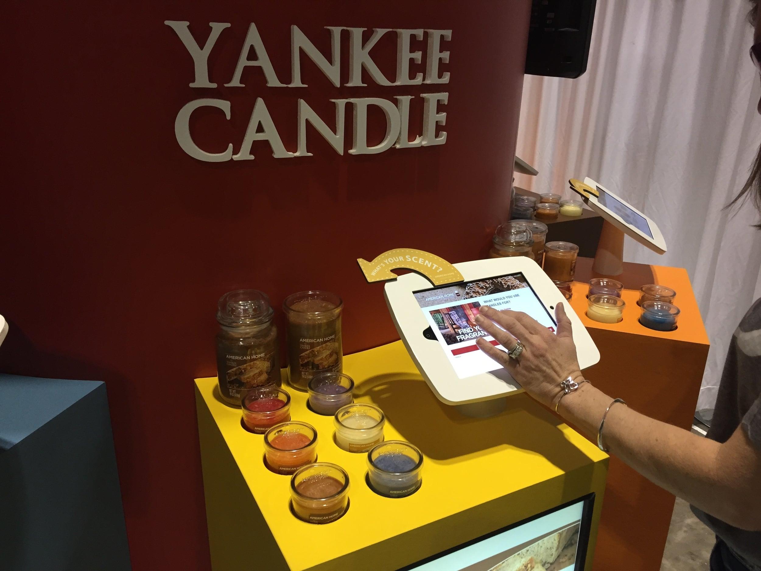Walmart YBM Interactive Display Execution