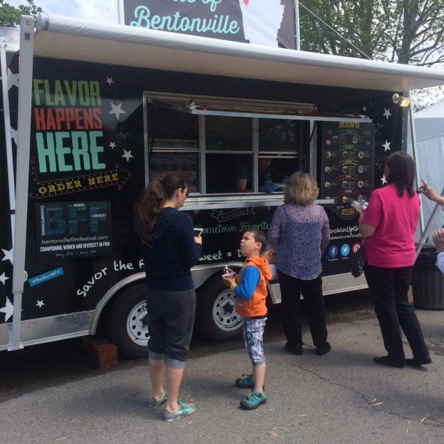 Sponsor Village Custom Food Truck