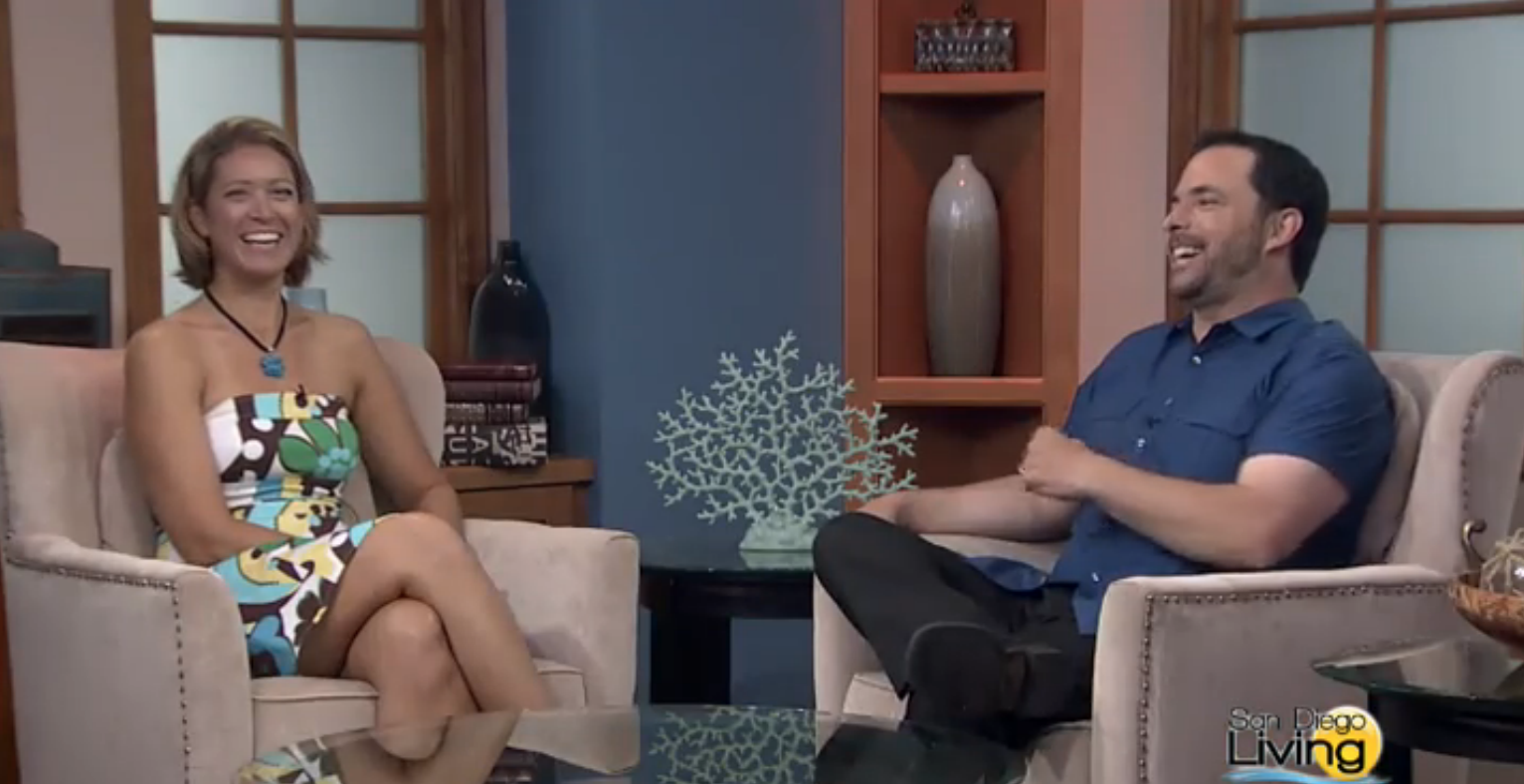 San Diego sexologist Dr. Jenn Gunsaullus discusses our sexual turn-ons and turn-offs.