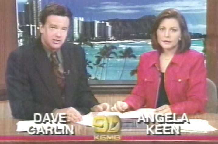 Hawaii KGMB Nightly News Broadcast. A Museum for the Marquesas.