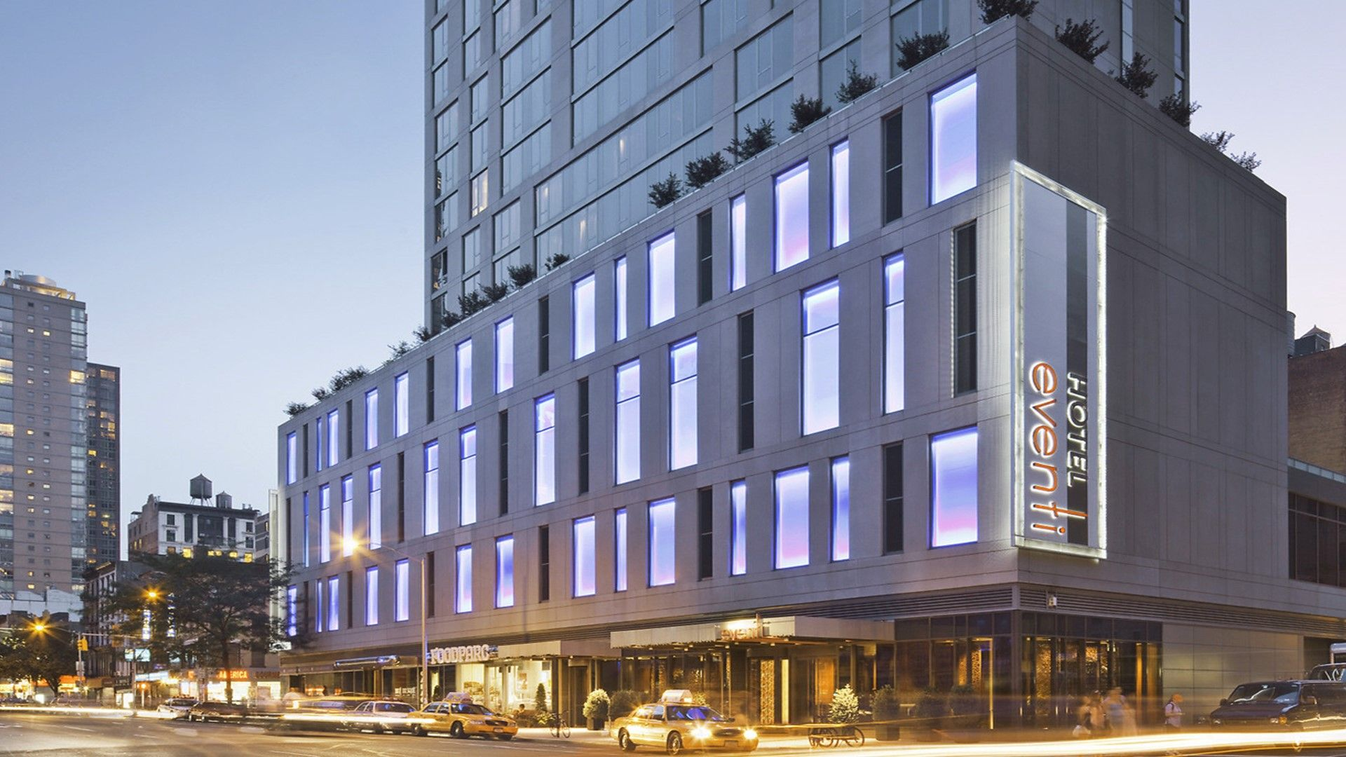 Eventi Hotel : Over 20,000 sq.ft. of meeting space, located in Midtown Manhattan.