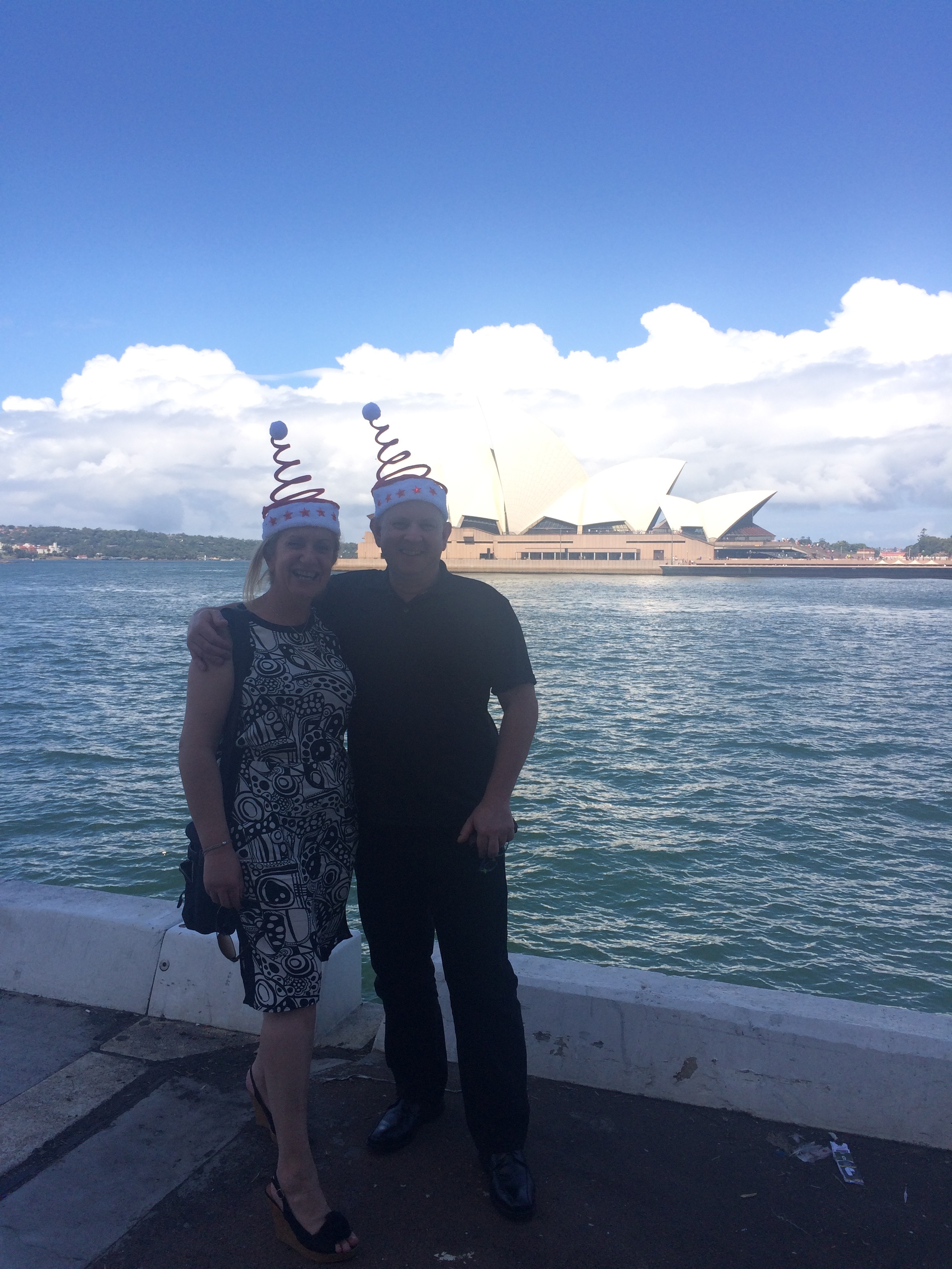 Our last Christmas in Sydney