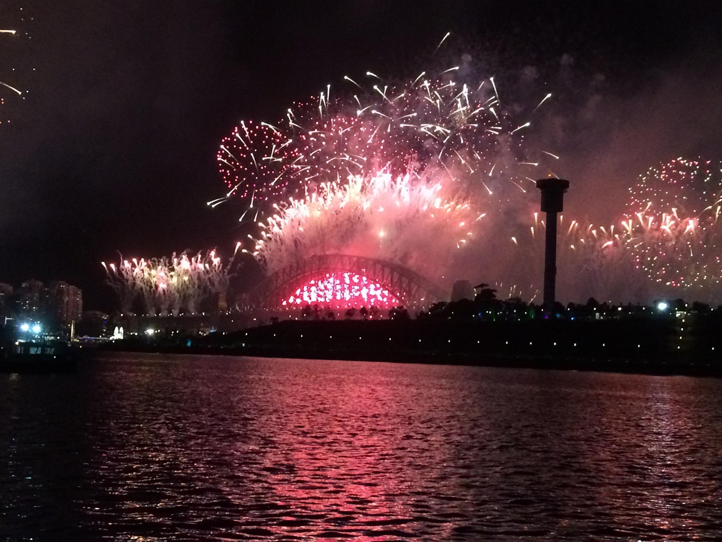 Happy New Year Sydney 2016!