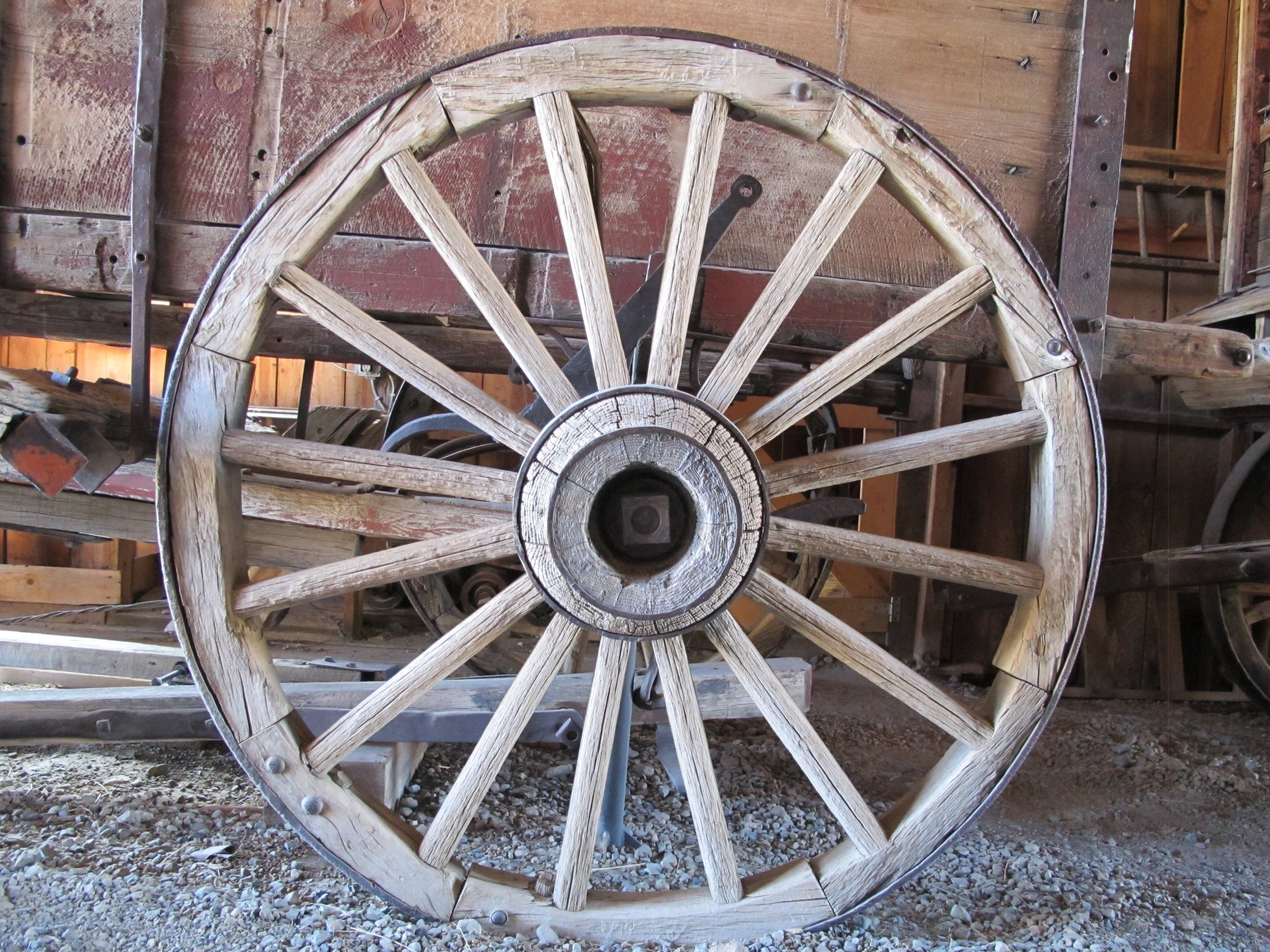 Wagon Wheel - where's the chocolate?