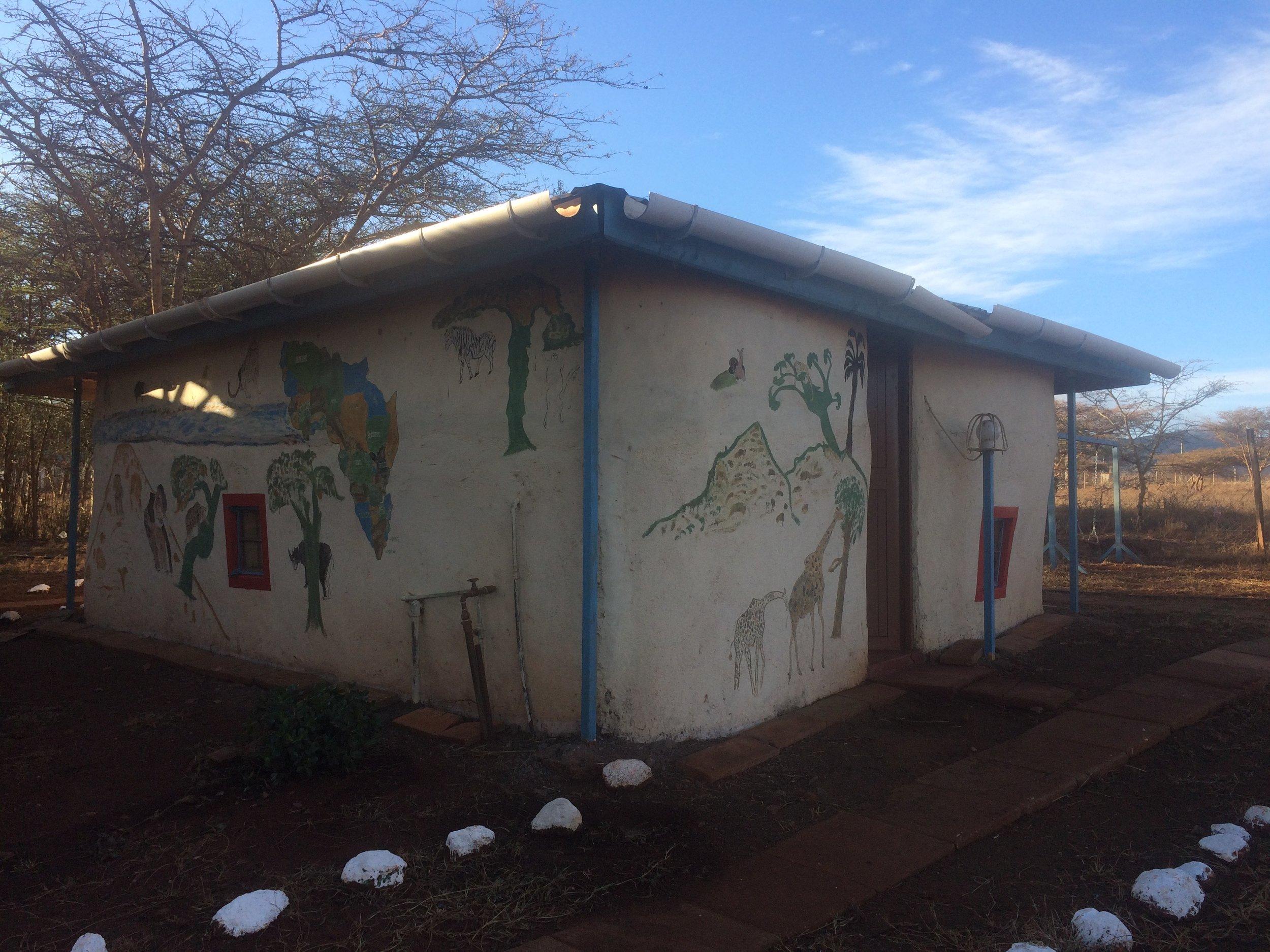Camp Henry Dorm Hut