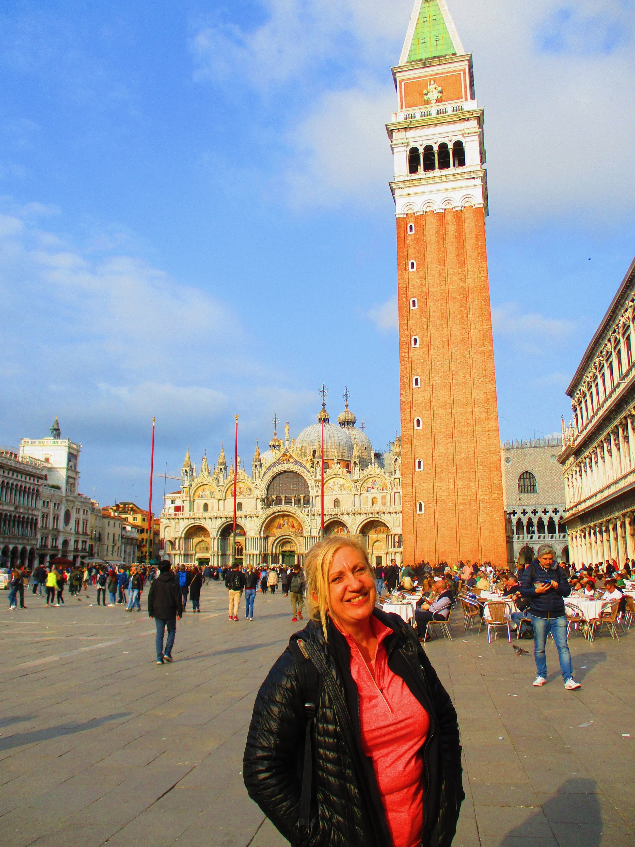 St. Marcos square, Venice