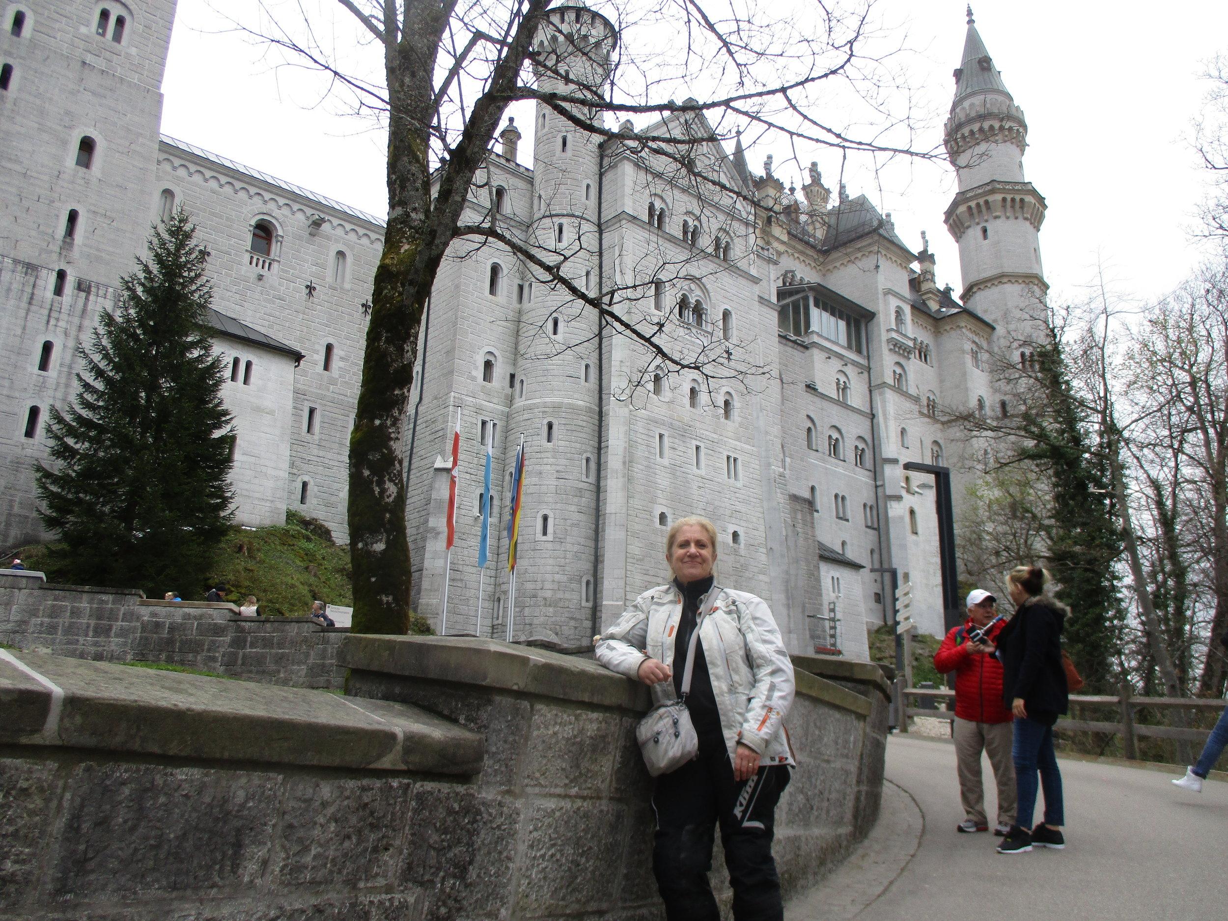 "The ""Disney"" castle Neuschwanstein, Germany"