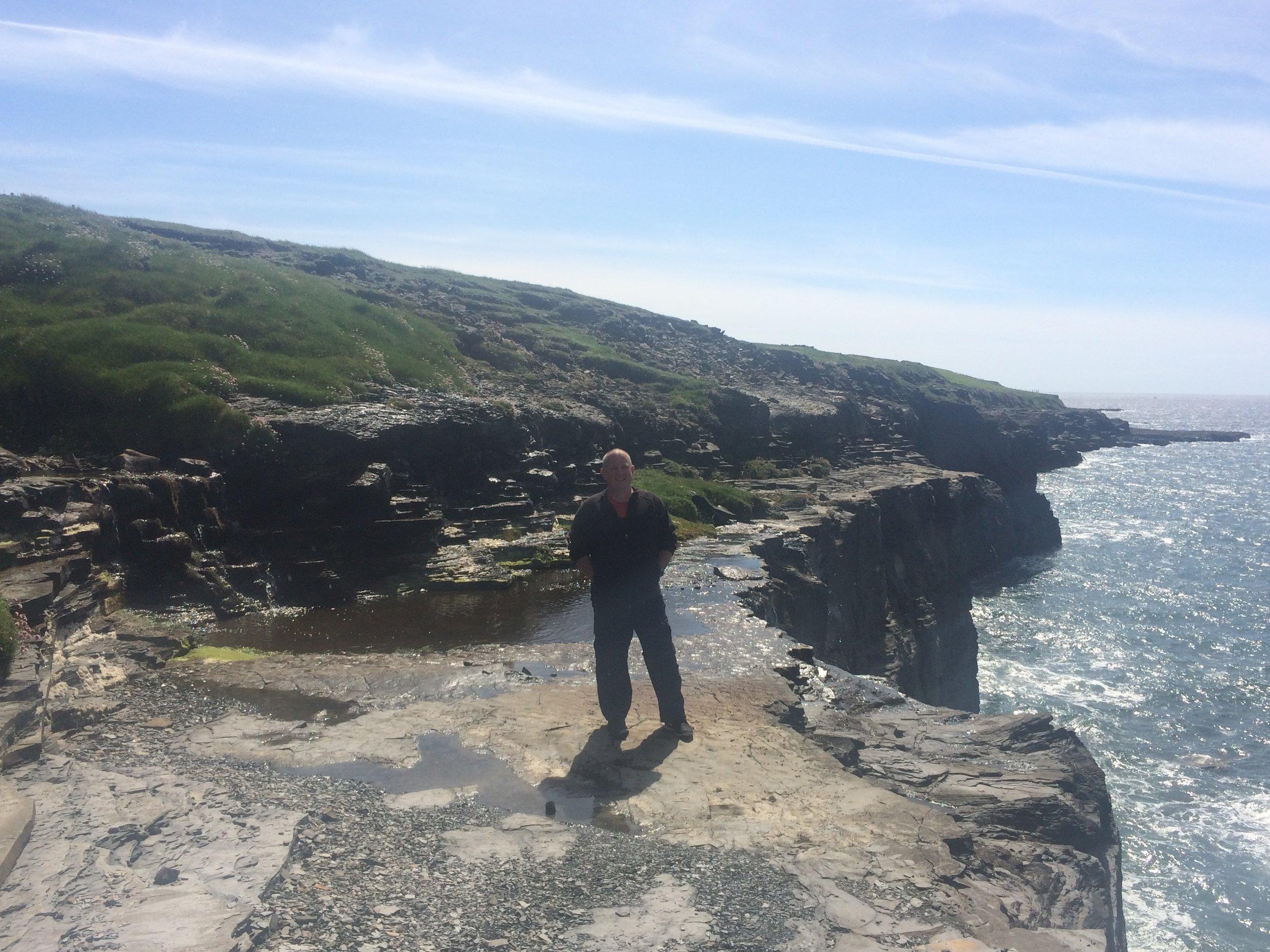 Cliffs of Moher near Doolin, Ireland