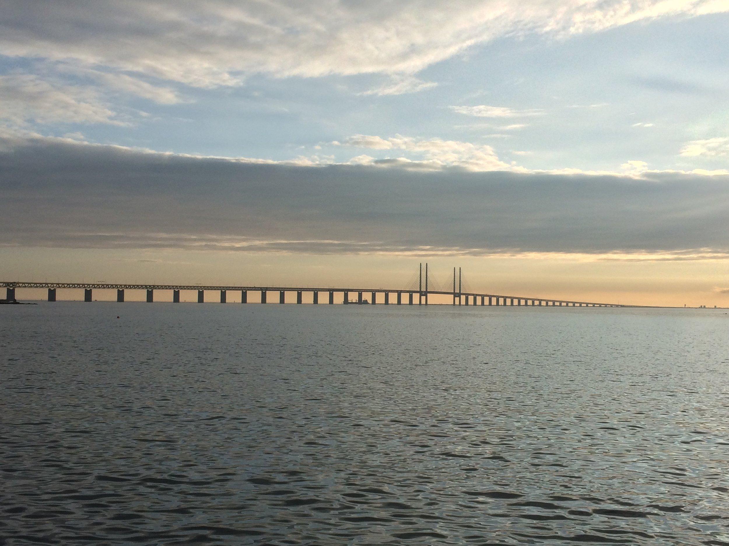 Bridging Denmark and Sweden -the Øresund Bridge