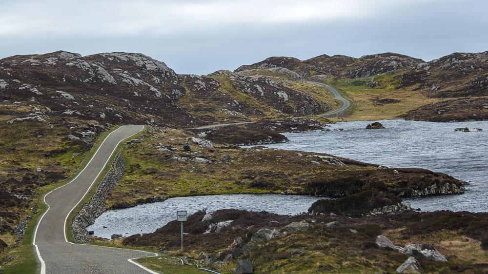 The Golden Road, Isle of Harris