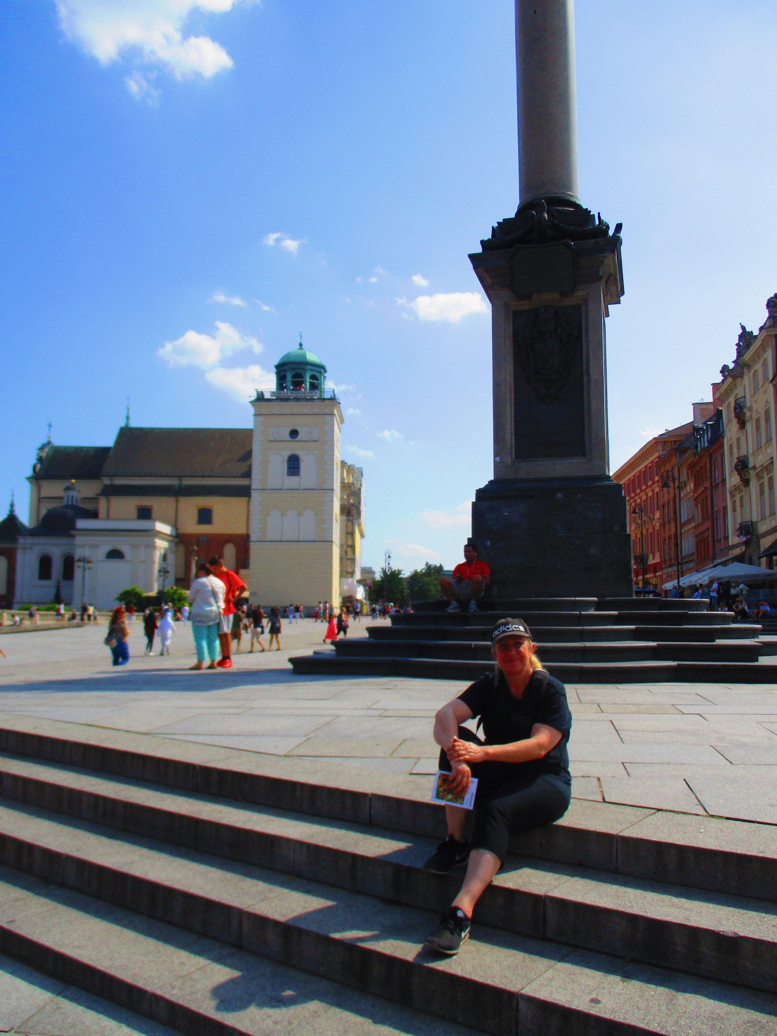 Sigismund column