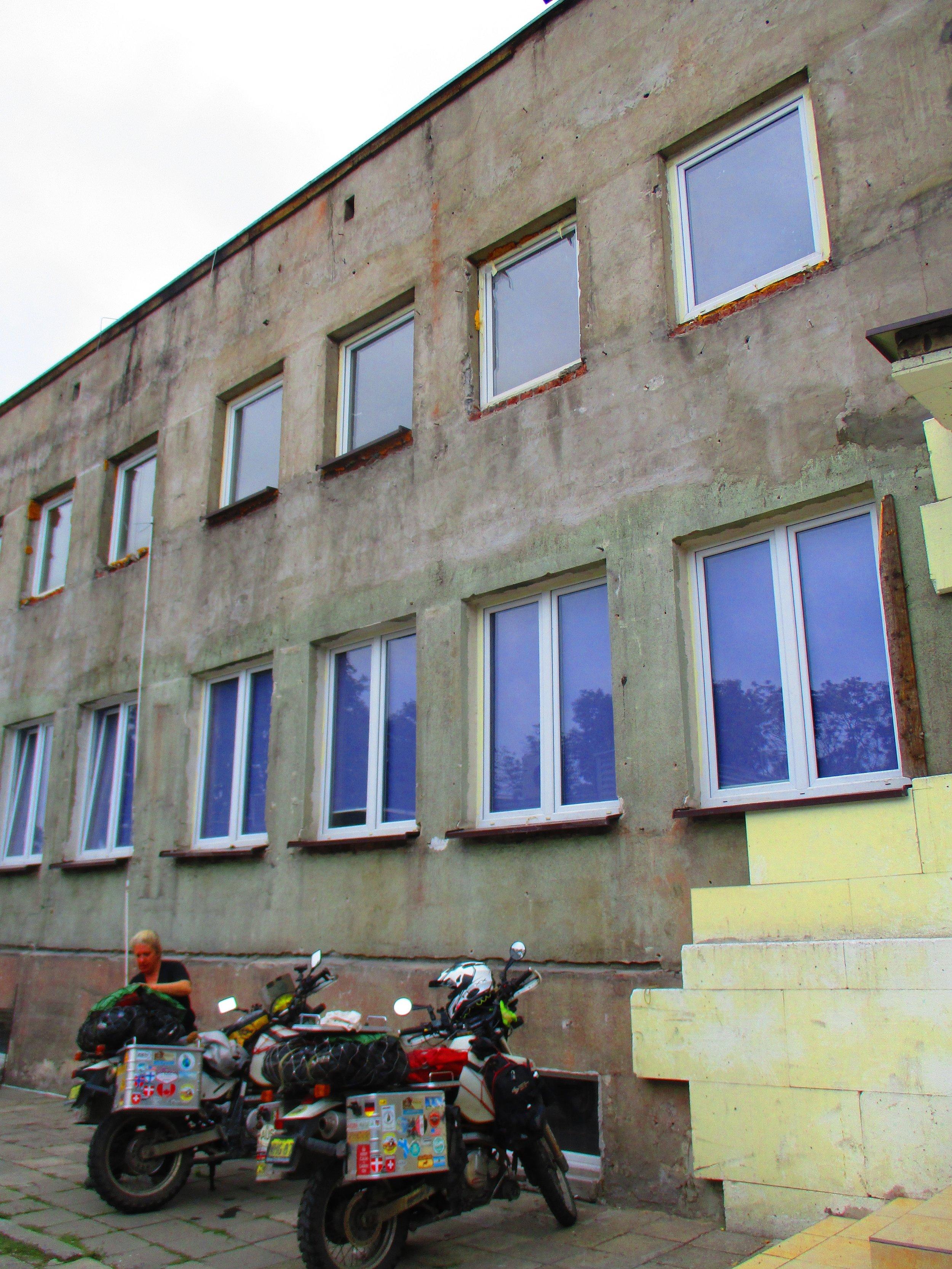 Our Hostel at Kraków