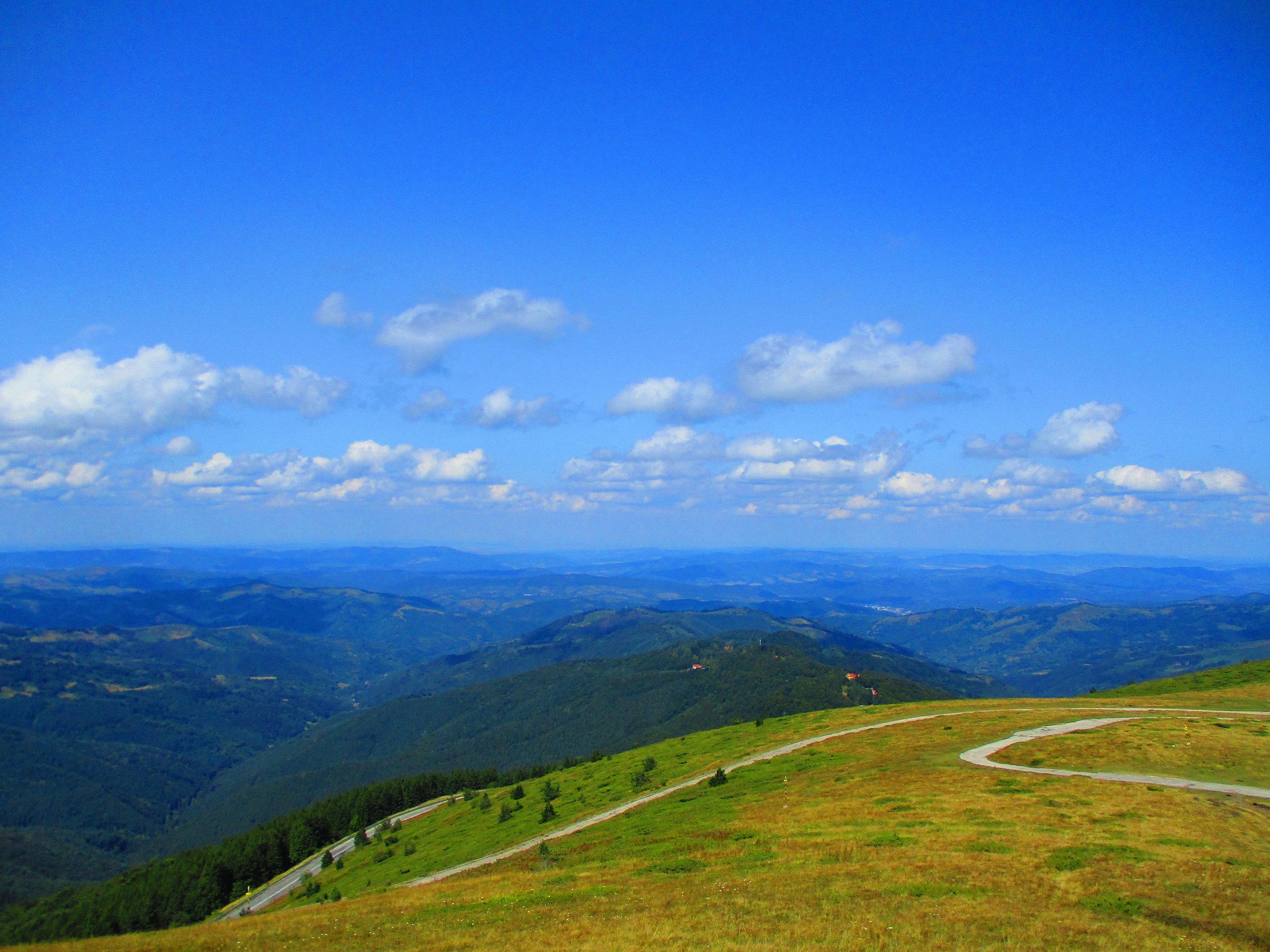 Incredible views in Bulgaria