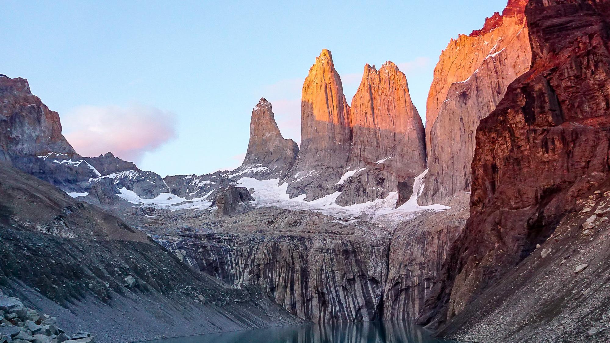 Las Torres (Patagonia), Chile