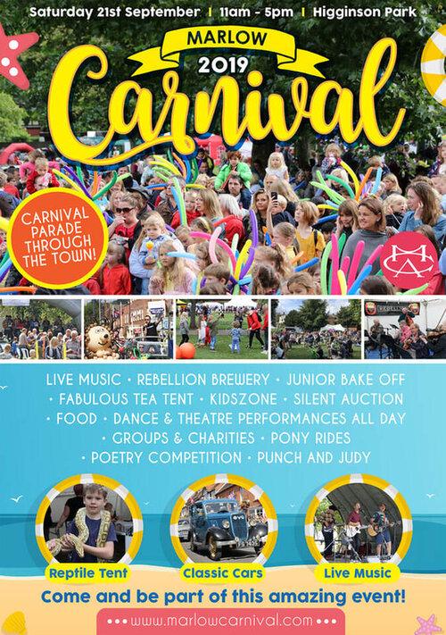 Marlow Carnival 21st September 2019