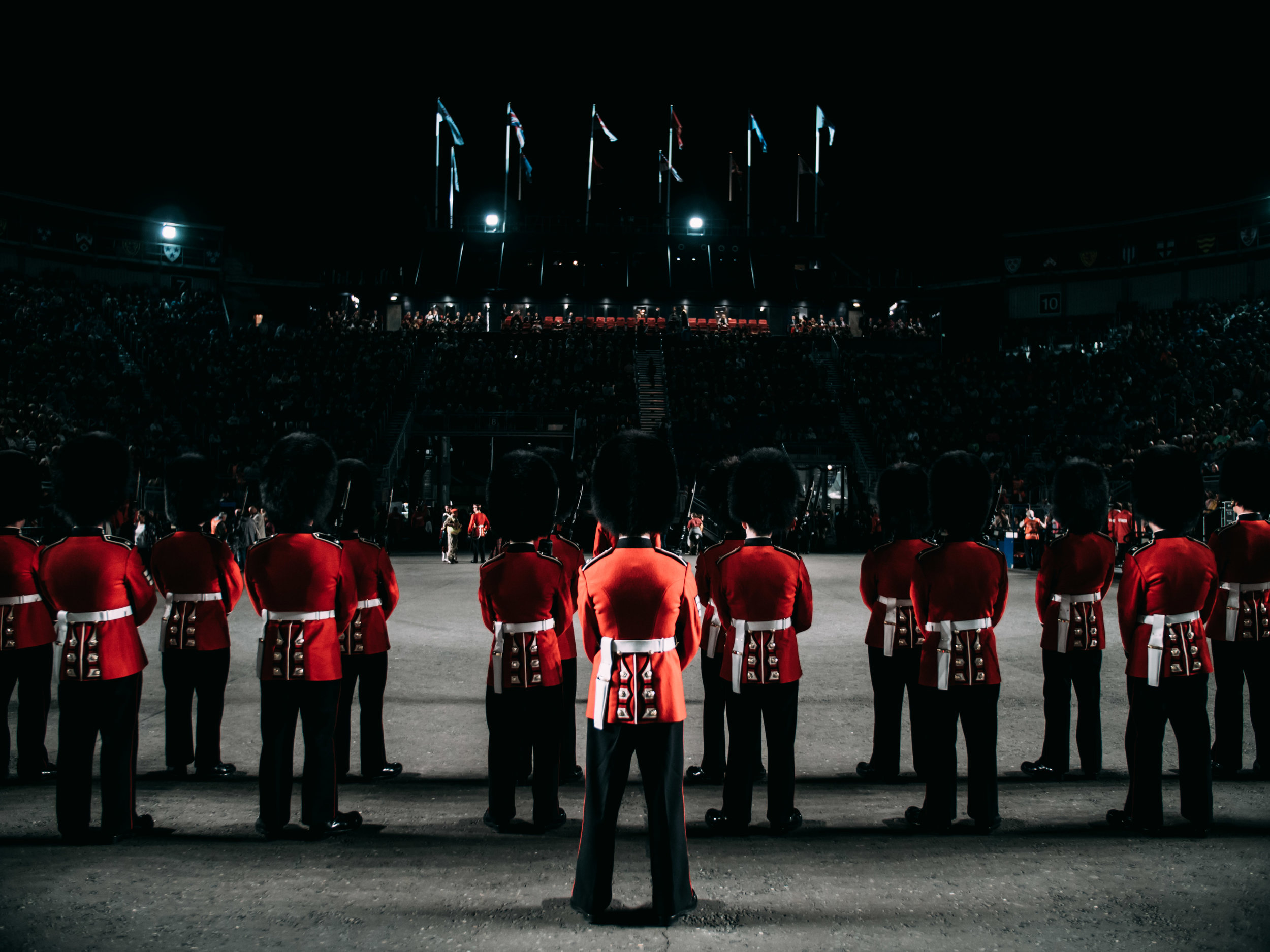 The Royal Edinburgh Military Tattoo  On assignment from Campfire