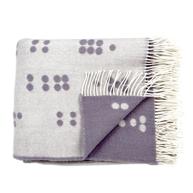 For the Snuggler. The Merino Wool Throw