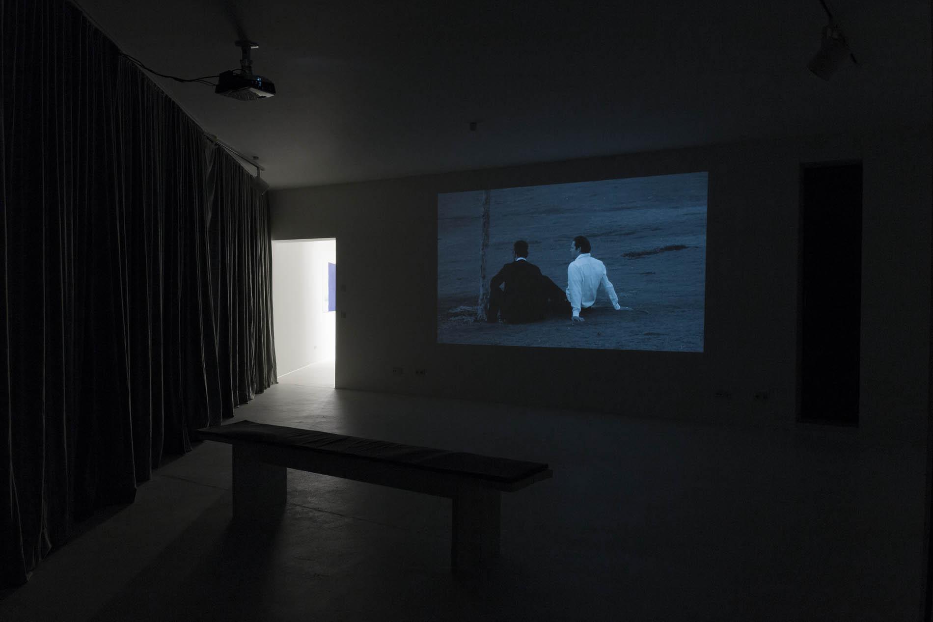 Installation view,Kunstverein L40 Rosa-Luxemburgplatz, 2016