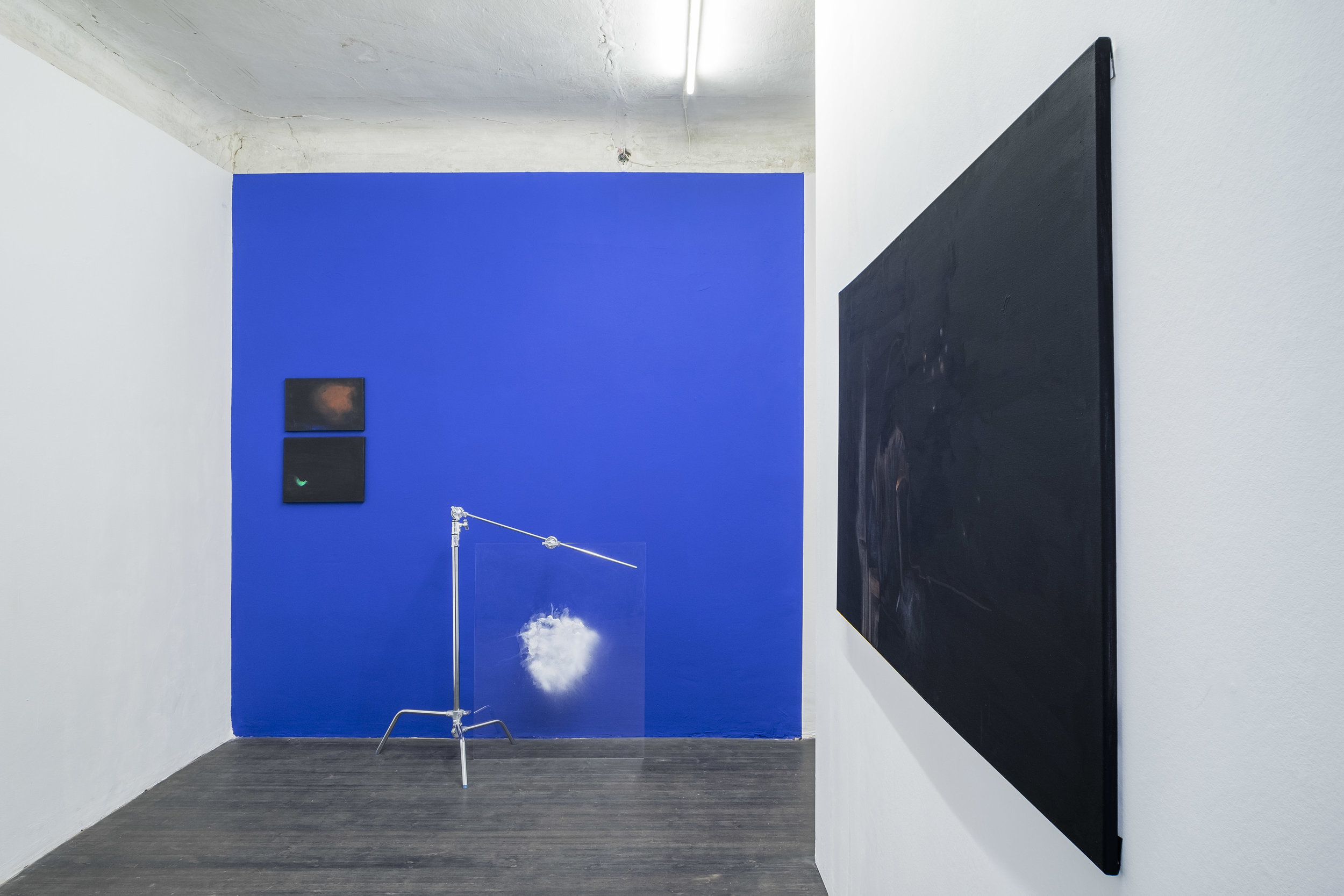 Installation view, KM, Berlin, 2016/2017