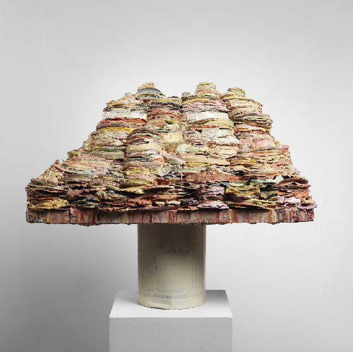 Andrew Ekins 'Fat of The Land' (2014)