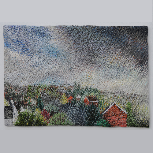 Holly Brodie 'Suburban Storm' (2017)