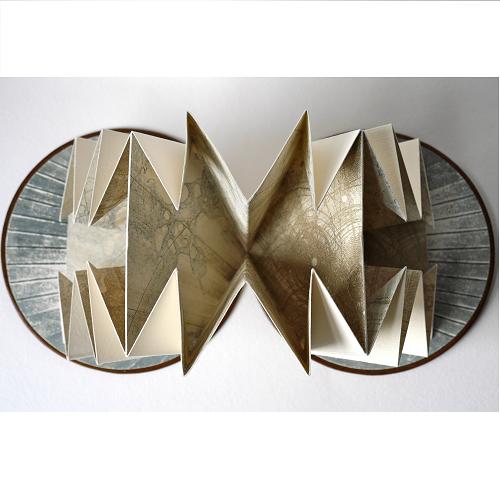 Louisa Boyd 'Cartography I' (2014)