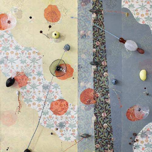 Rosa Nguyen 'Tableau - Gardening with Morris' (2015)