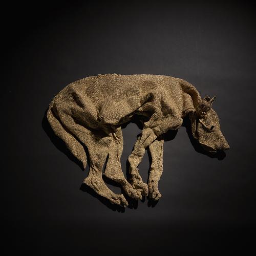 Shauna Richardson 'The Wolf and The Lamb' (2017)
