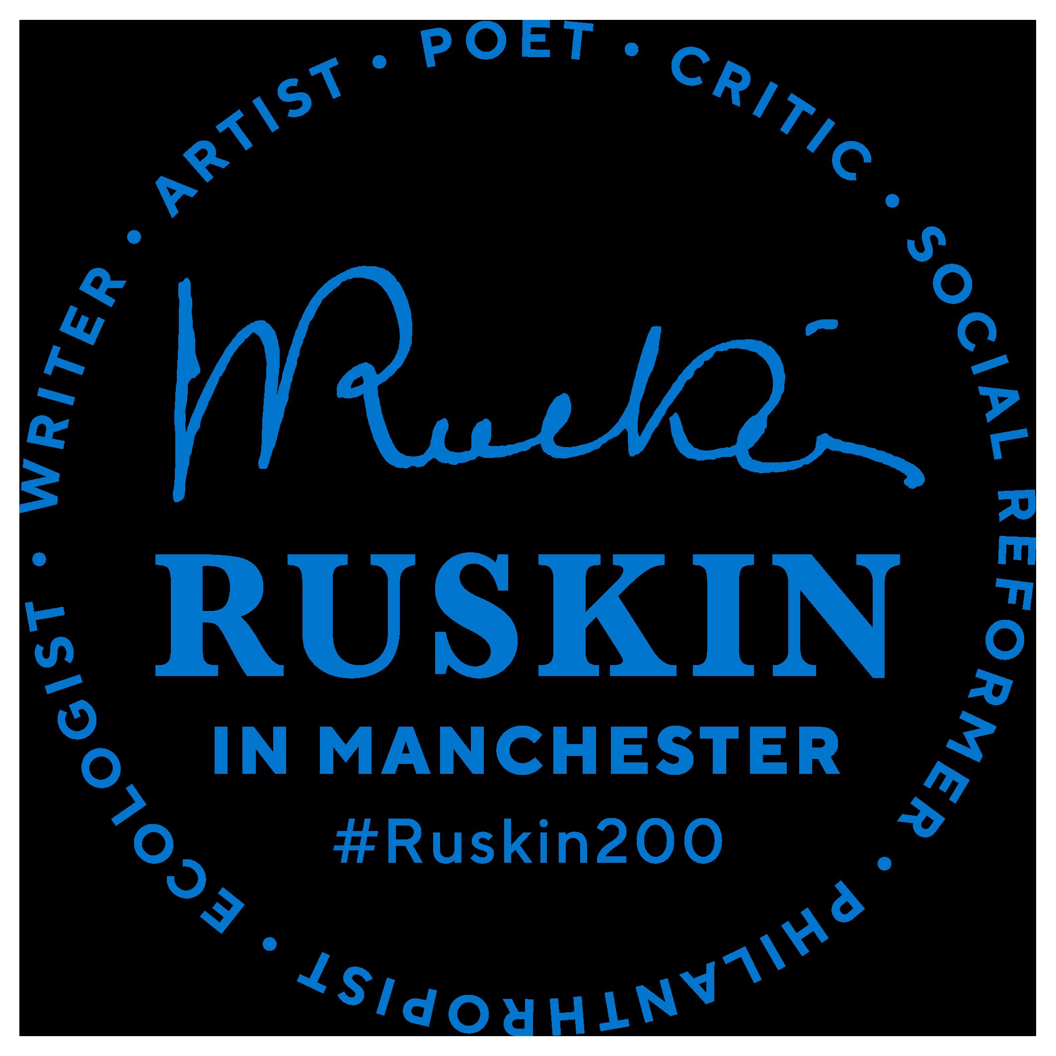 Ruskin in MCR Round Logo Blue.png