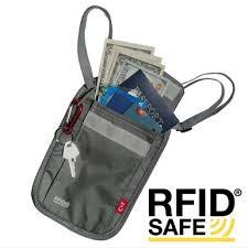 RFID safe wallets