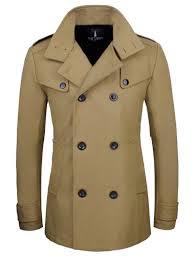 Wool blended coats