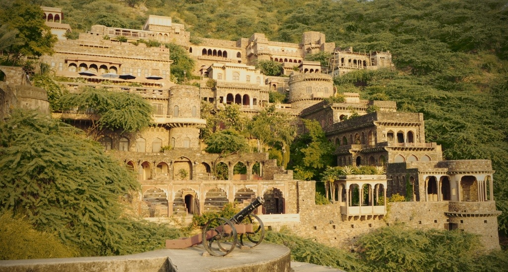http://travel.siliconindia.com/travel-article/Bhangarh-FortThe-Most-Haunted-Place-in-India-aid-4213.html