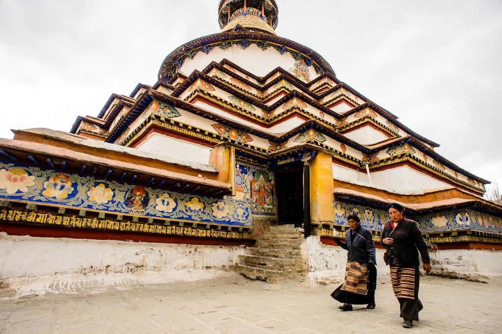 Gyantse Pelchoe Monastery-A walk back in time