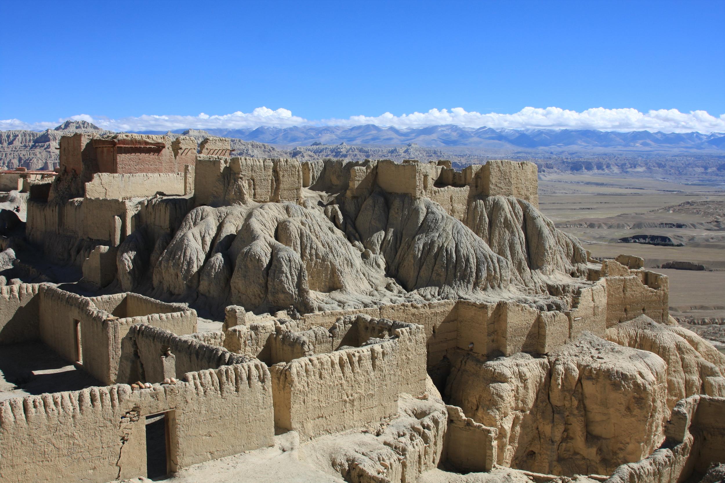 Guge Ruins