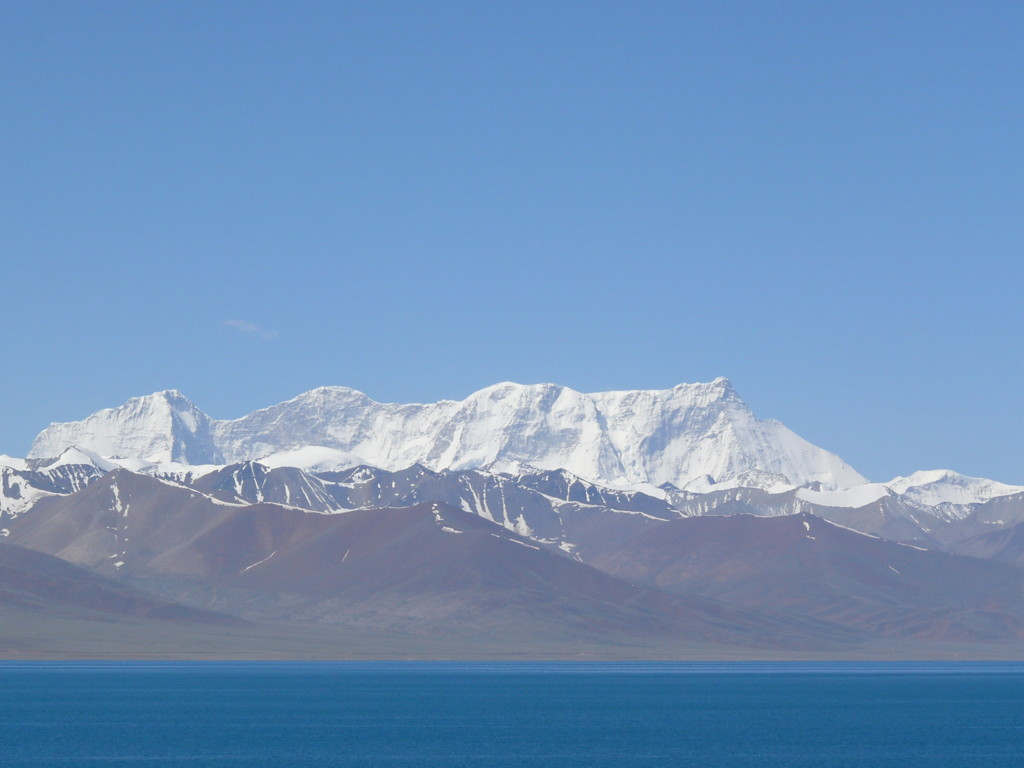 Tibet: The Roof of the World