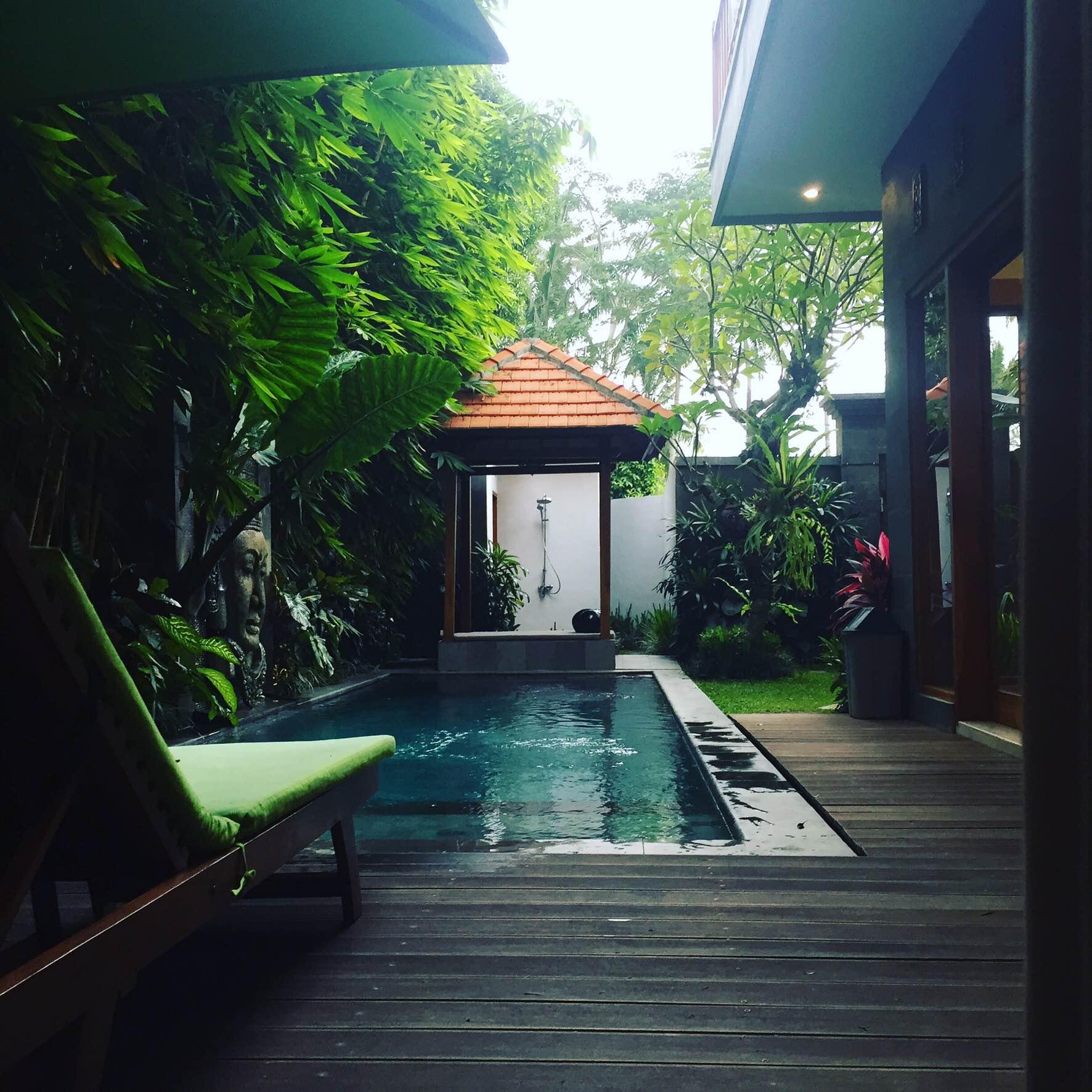 Our Villa at Ubud