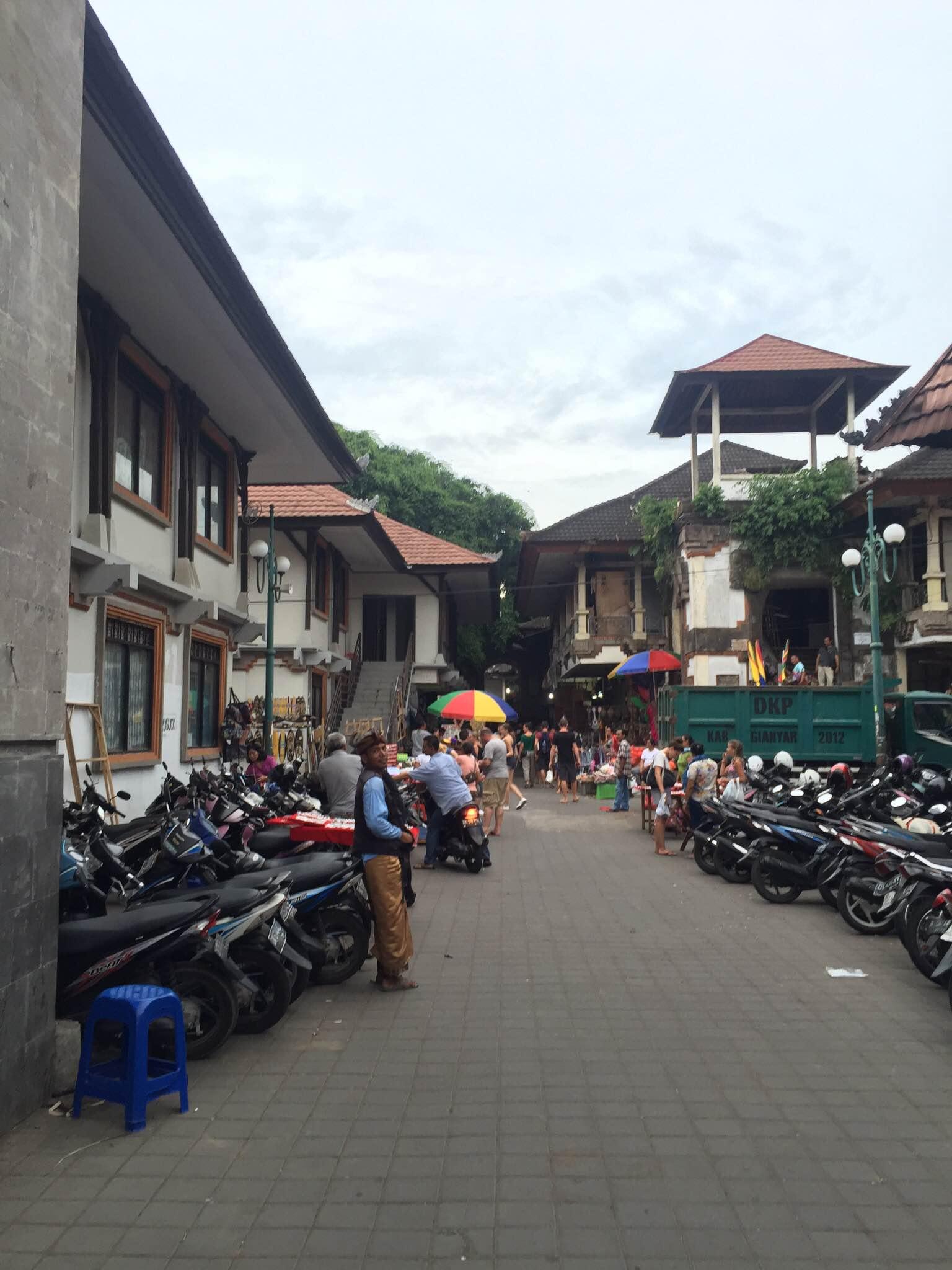 Market at Ubud