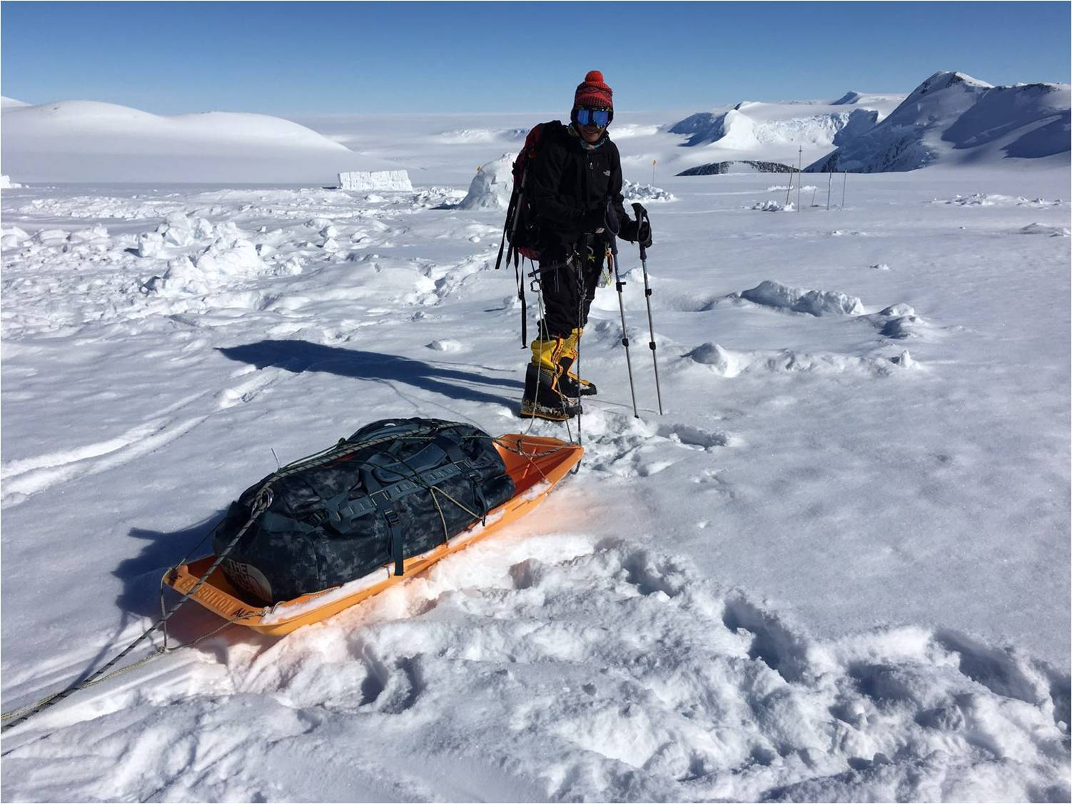 On way to scaling Vinson Matiff