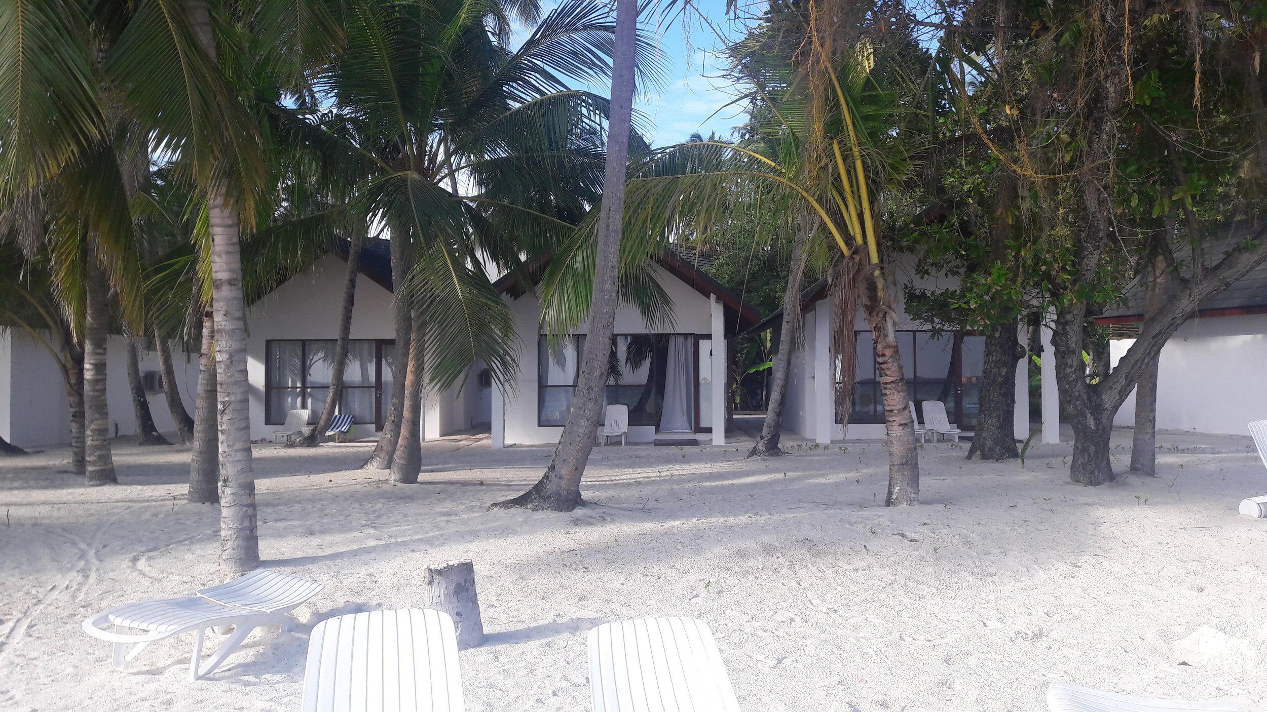The beach Villas