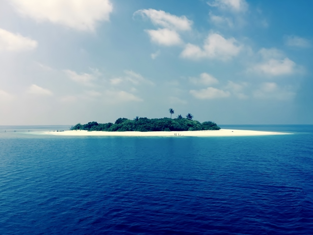 Island hopping...something one should not miss when in Maldives