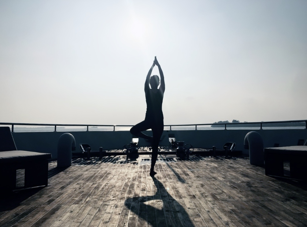 Morning Yoga Sessions....