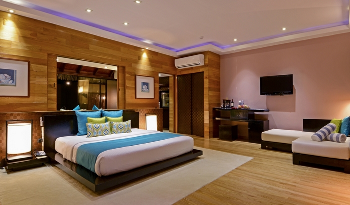 Room at Adaaran Presitge Vadoo