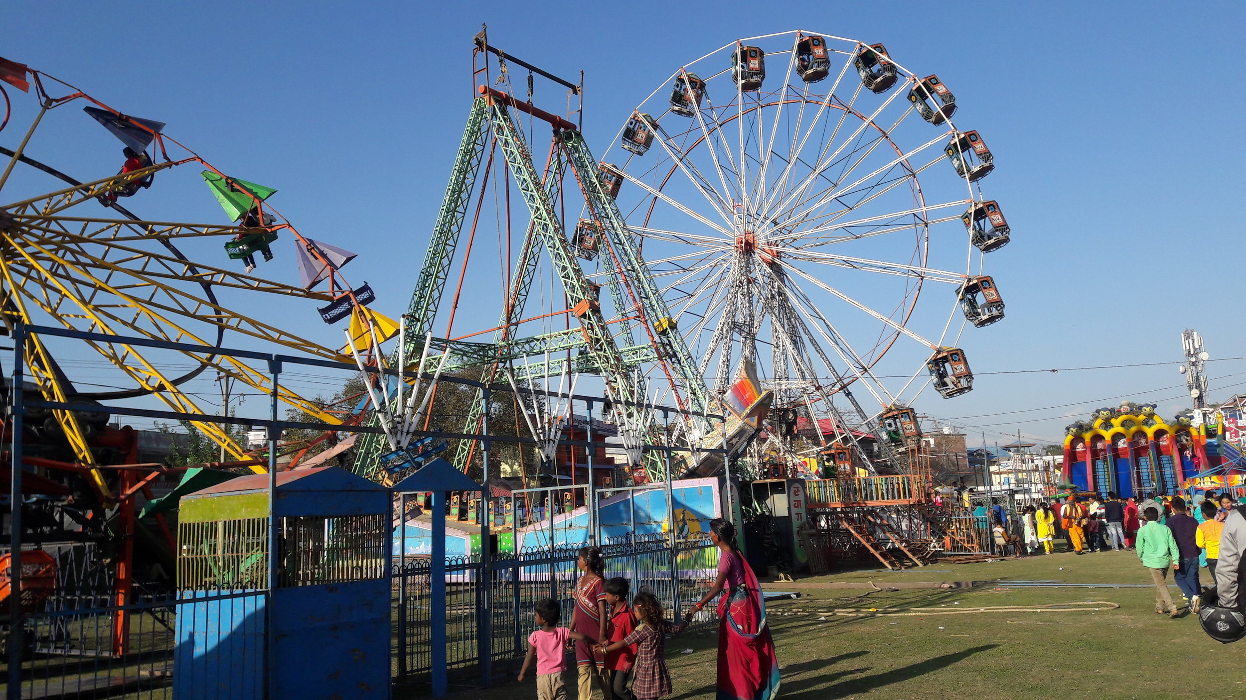 Holi Carnival at Sujanpur