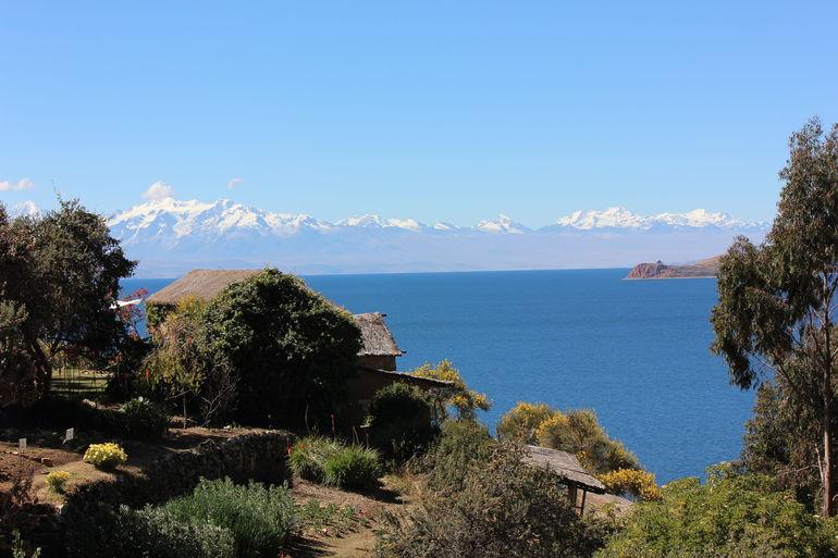 Lake Titicaca La Paz
