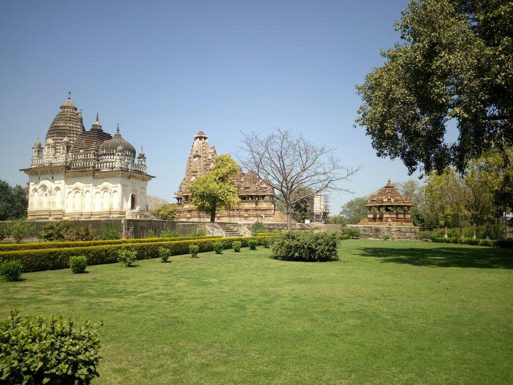 Khajuraho Temple complex India