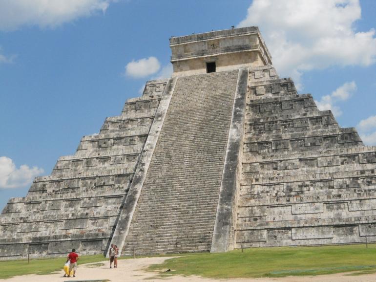 Chichen Itza, Cancun, Mexico