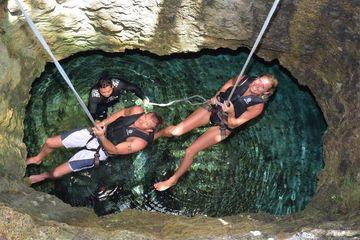 Sac Actun Cenote System, Cancun