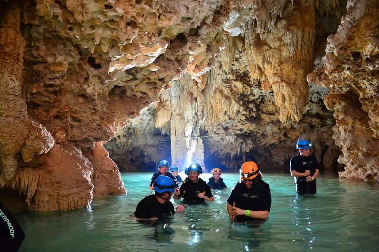 Rio Secreto Nature Reserve, Cancun